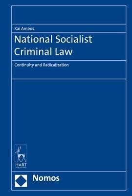 National Socialist Criminal Law