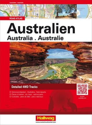 Australien Straßenatlas