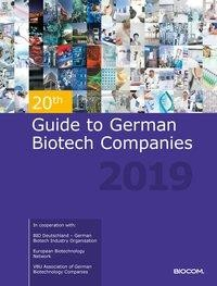 20th Guide to German Biotech Companies 2019
