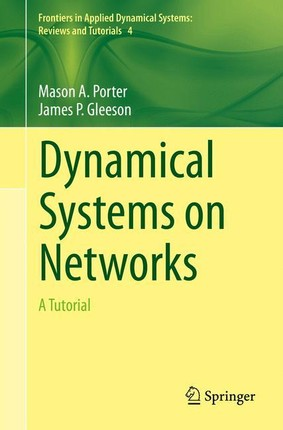 Dynamical Systems on Networks