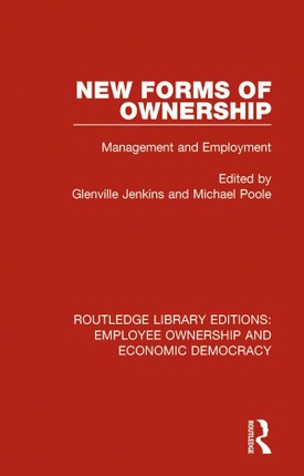New Forms of Ownership