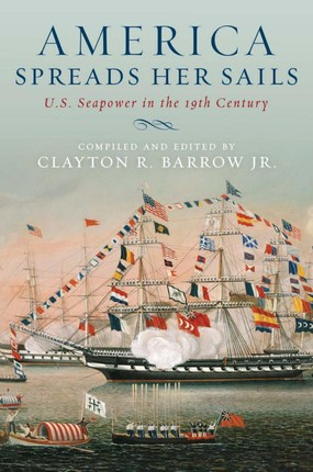 America Spreads Her Sails