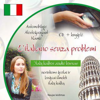 Italų kalba be problemų (CD)