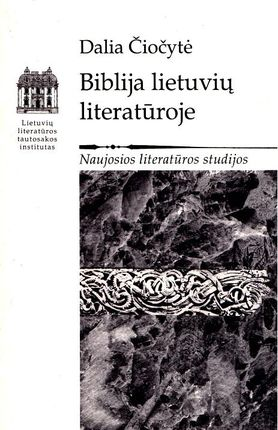 Biblija lietuvių literatūroje