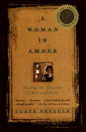 A Woman in Amber