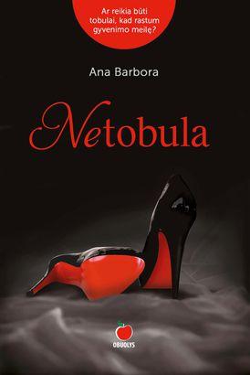 NETOBULA: naujas intriguojantis lietuviškas romanas, kurio autorė slepiasi po slapyvardžiu