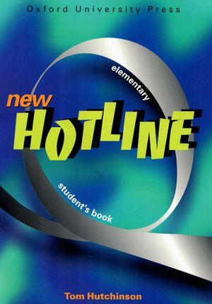 New Hotline Elementary Student's book