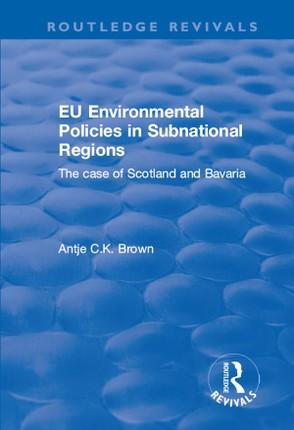 EU Environmental Policies in Subnational Regions