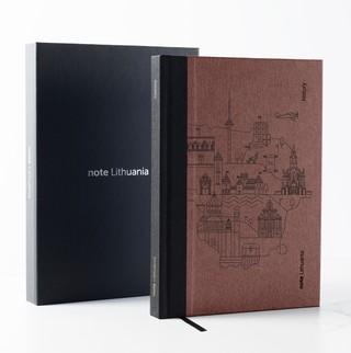 Note Lithuania History (su dėžute)