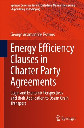 Energy Efficiency Clauses in Charter Party Agreements