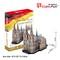 3D dėlionė: Kelno katedra