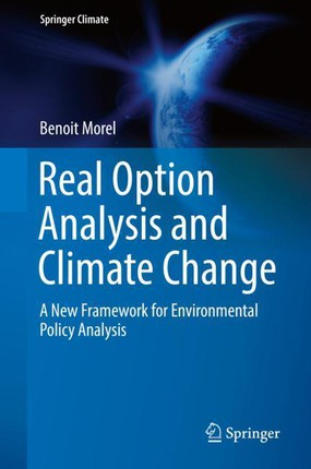 Real Option Analysis and Climate Change