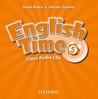 English Time 5. Class CD