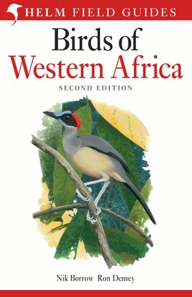 Field Guide to Birds of Western Africa
