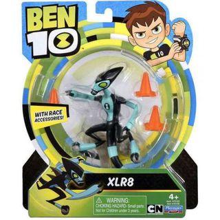 BEN10 figūrėlė XLR8, 76108