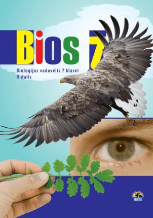 Bios 7. Biologijos vadovėlis 7 kl., II d.