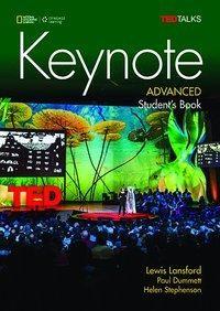 Keynote Advanced Students Book + DVD + Online Workbook C1