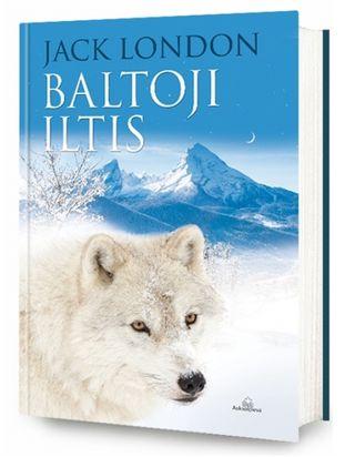 Baltoji iltis (2018)