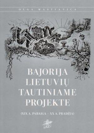 Bajorija lietuvių tautiniame projekte: XIX a. pabaiga – XX a. pradžia