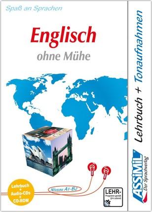 Assimil. Englisch ohne Mühe. Multimedia-PLUS. Lehrbuch und 4 Audio CDs und CD-ROM für Win 98 / ME / 2000 / XP