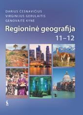 Regioninė geografija. Vadovėlis XI–XII klasei