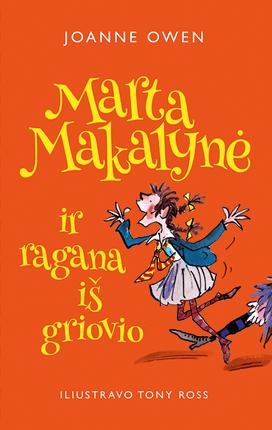 Marta Makalynė ir ragana iš griovio