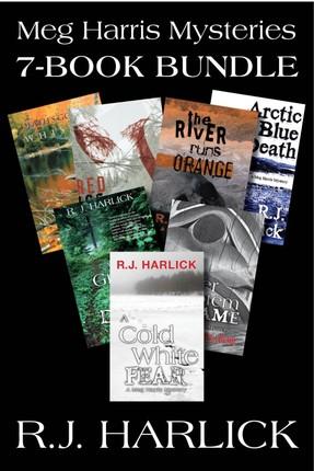 Meg Harris Mysteries 7-Book Bundle