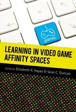 Learning in Video Game Affinity Spaces