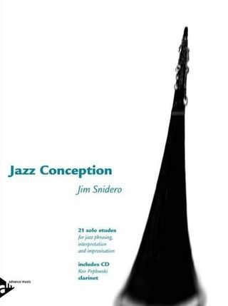 Jazz Conception Clarinet