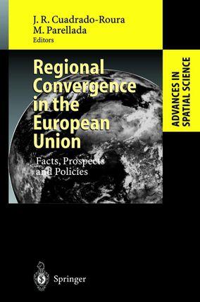 Regional Convergence in the European Union