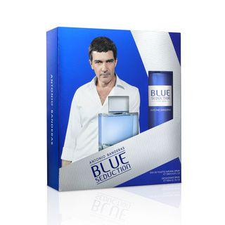 ANTONIO BANDERAS Blue Seduction tualetinis vanduo, 1 vnt. (EDT)