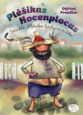 """Plėšikas Hocenplocas: smuklė """"Plėšiko lindynė miške"""""""