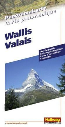 Wallis Panoramakarte