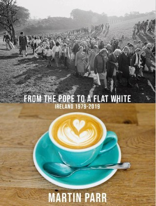 Martin Parr: From the Pope to a Flat White