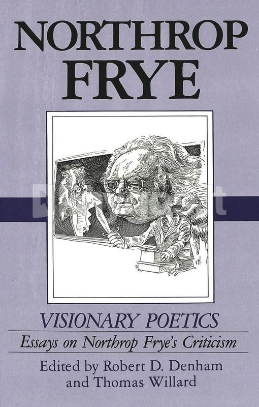northrop frye essay If you spend much time in libraries, the late northrop frye wrote at the start of an essay from 1959, you will probably have seen long rows of dark green books with gold lettering, published by macmillan and bearing the name of frazer.