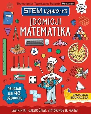 Įdomioji matematika: STEM užduotys