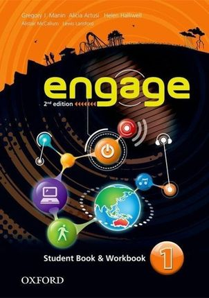 Engage Level 1: Student Book and Workbook with MultiROM