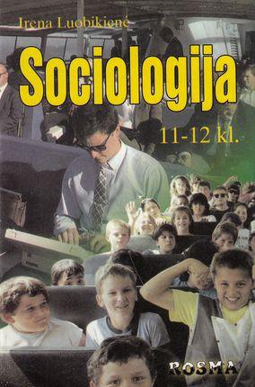 Sociologija 11-12 kl.