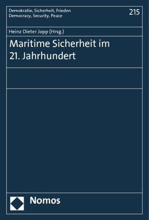 Maritime Sicherheit im 21. Jahrhundert