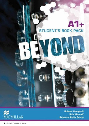 Beyond A1+. Student's Book + Online Resource Centre