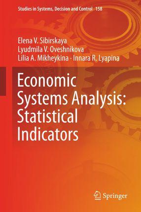 Economic Systems Analysis: Statistical Indicators