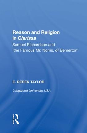 Reason and Religion in Clarissa