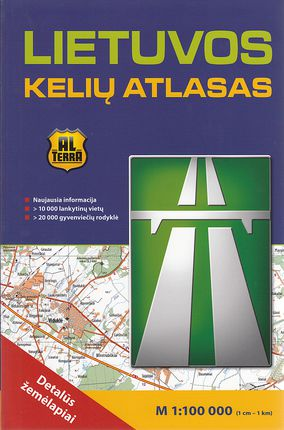 Lietuvos kelių atlasas