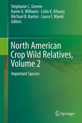 North American Crop Wild Relatives, Volume 2