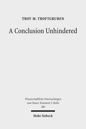 A Conclusion Unhindered