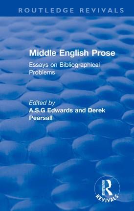 Middle English Prose