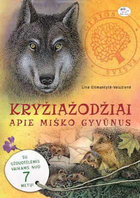 Kryžiažodžiai apie miško gyvūnus