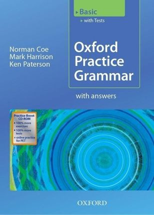 Oxford Practice Grammar. Basic. Student's Book with Tests and Practice-Boost. New Edition