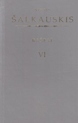 Raštai VI Šalkauskis