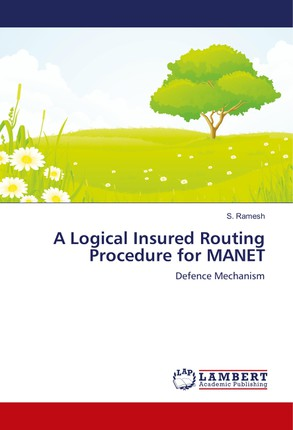 A Logical Insured Routing Procedure for MANET